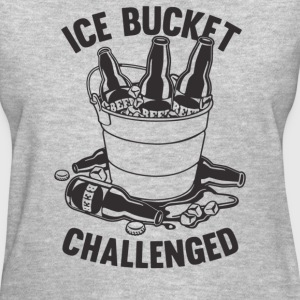 Ice Bucket Challenged - Women's T-Shirt