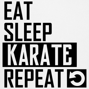 eat sleep karate Sportswear - Trucker Cap