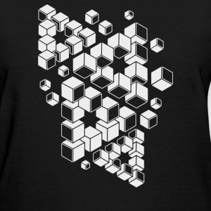 Impossible Triangles - Women's T-Shirt