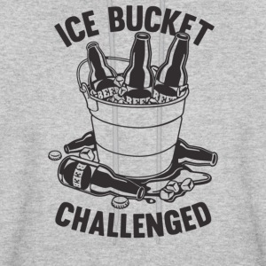 Ice Bucket Challenged - Men's Hoodie