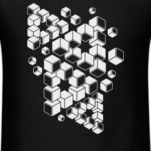 Impossible Triangles - Men's T-Shirt