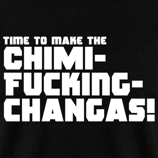 Deadpool - Chimi-fucking-changas