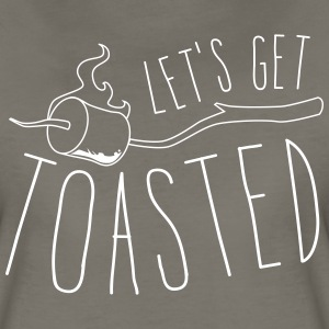 Let's get toasted T-Shirts - Women's Premium T-Shirt