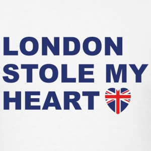 London Stole My Heart - Men's T-Shirt