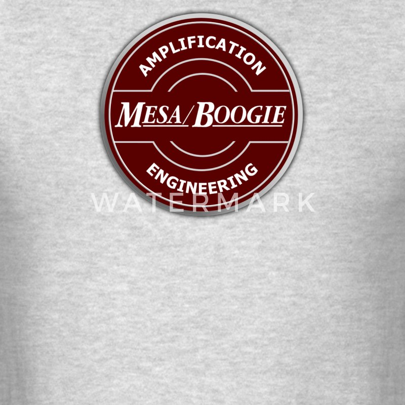 Mesa Boogie  - Men's T-Shirt
