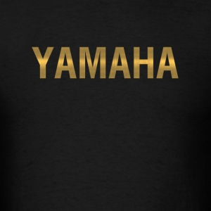 Golden yamaha - Men's T-Shirt
