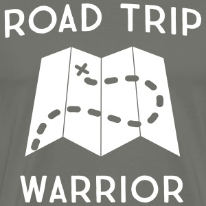 Road Trip Warrior T-Shirts - Men's Premium T-Shirt