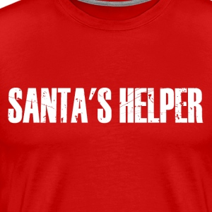 Santa's Helper - Men's Premium T-Shirt