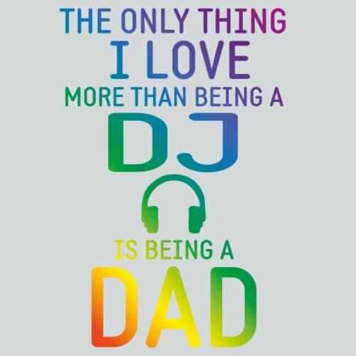 dj and dad rainbow