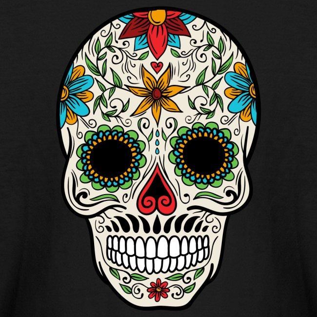 Sugar Skull Day Of The Dead 4