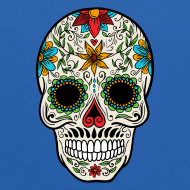 Design ~ Sugar Skull - Day of the Dead #4