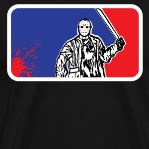 Jason Major League - Men's Premium T-Shirt