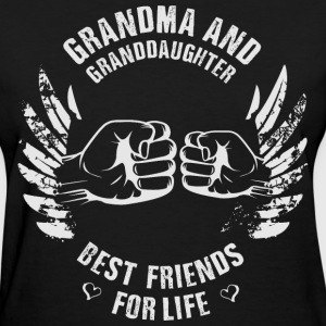 Grandma and Granddaughter T-Shirts - Women's T-Shirt
