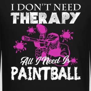 All I Need Is Paintball - Crewneck Sweatshirt