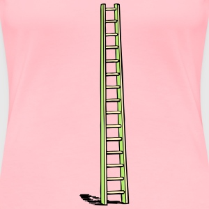 tall ladder - Women's Premium T-Shirt