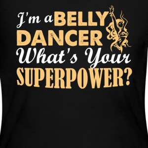 Belly Dancer Shirts - Women's Long Sleeve Jersey T-Shirt
