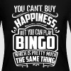 Bingo Happiness Shirt - Women's Long Sleeve Jersey T-Shirt