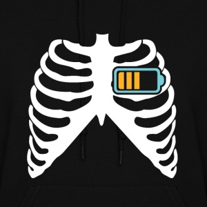 MY HEART BEATS FOR MY CELL PHONE!  Hoodies - Women's Hoodie