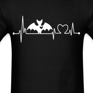 Bat Lover T Shirt - Men's T-Shirt