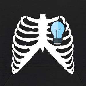 ELECTRICIAN - MY HEART BEATS FOR ELECTRICITY! Sweatshirts - Kids' Hoodie