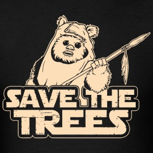 Save The Trees - Men's T-Shirt
