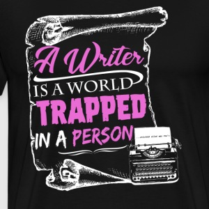 Writer Tshirt - Men's Premium T-Shirt