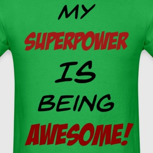 Superhero T-Shirts - Men's T-Shirt