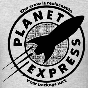 Planet Express - Men's T-Shirt