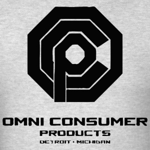 Omni Consumer Products - Men's T-Shirt