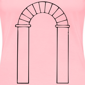 arch types - Women's Premium T-Shirt