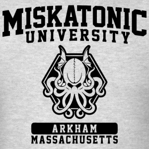 Miskatonic University - Men's T-Shirt