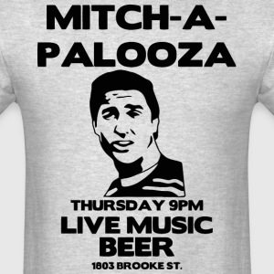 Mitch-A-Palooza - Men's T-Shirt
