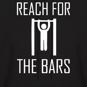 Reach For The Bars - Men's Hoodie