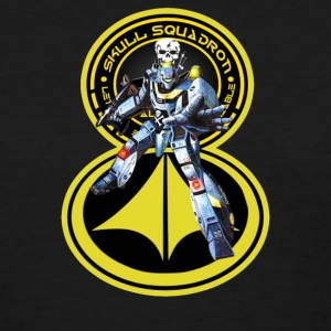 Robotech Skull Leader VF-1S - Women's T-Shirt