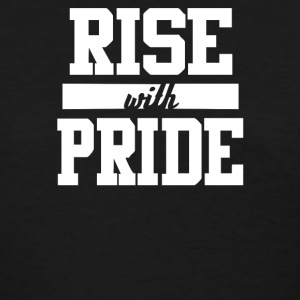 Rise With Pride - Women's T-Shirt