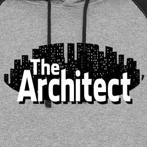 The Architect Hoodies - Colorblock Hoodie