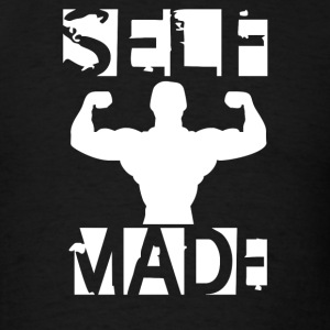 self made - Men's T-Shirt