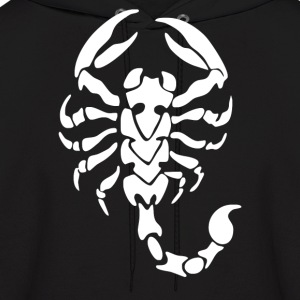 Scorpio Scorpion Wildlife - Men's Hoodie
