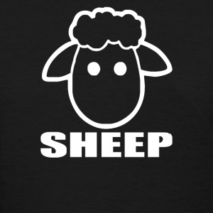 sheep funny - Women's T-Shirt
