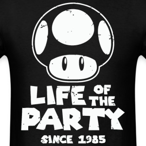 Life Of The Party - Men's T-Shirt