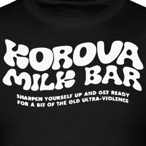 Korova Milk Bar - Men's T-Shirt