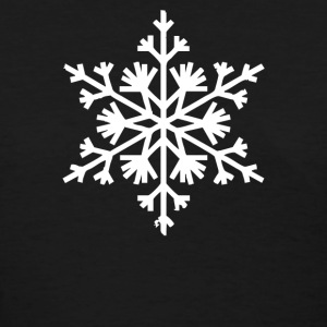Snow Flakes - Christmas - Women's T-Shirt