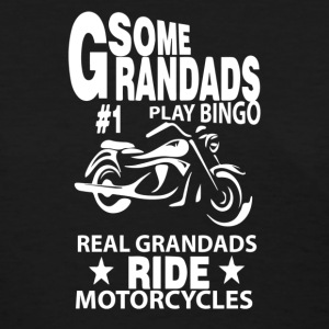 Some Grandads Or Dads Play Bingo - Women's T-Shirt