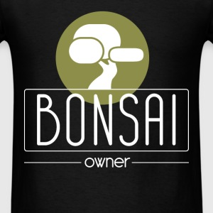 Bonsai owner - Men's T-Shirt