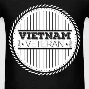 Vietnam Veteran - Men's T-Shirt