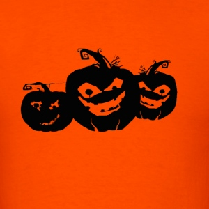 Pumpkin Heads - Men's T-Shirt
