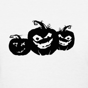 Pumpkin Heads - Women's T-Shirt