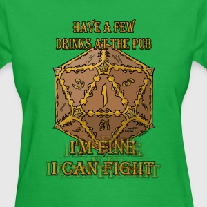 A Few Drinks T-Shirts - Women's T-Shirt