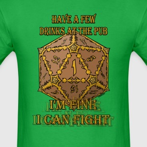 A Few Drinks T-Shirts - Men's T-Shirt