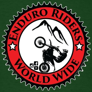 Enduro Riders WorldWide - Men's T-Shirt